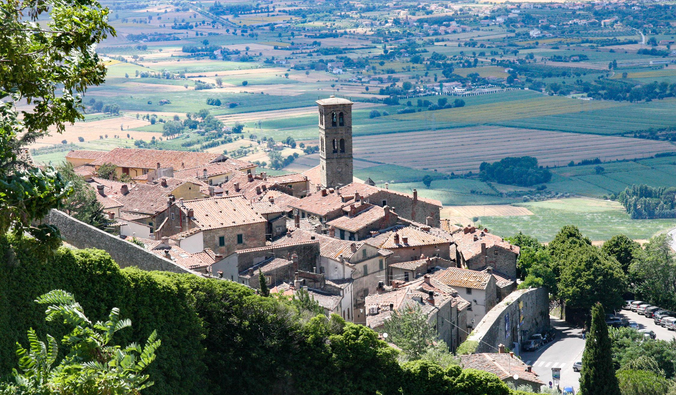 What to see in Cortona – Organika Restaurant